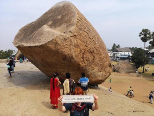 India: stone