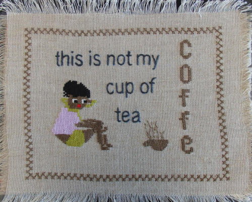 this is not mu cup of tea